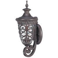 Nuvo Lighting Aston 1 Light Outdoor Wall Lantern in Dark Plum Bronze 60/2055