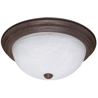 Nuvo Lighting Signature 3 Light Flushmount in Old Bronze 60/207
