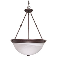 Nuvo Lighting Signature 3 Light Pendant in Old Bronze 60/212