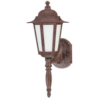 Nuvo Lighting Cornerstone Es 1 Light Outdoor Wall Lantern in Old Bronze 60/2202