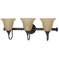 Nuvo Lighting Mericana 3 Light Vanity & Wall in Old Bronze 60/2424