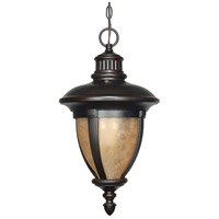 Nuvo Lighting Galeon 1 Light Outdoor Hanging in Old Penny Bronze 60/2521