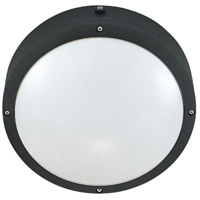 Nuvo Lighting Hudson 2 Light Outdoor Wall in Matte Black 60/2541