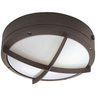 Nuvo Lighting Hudson 2 Light Outdoor Wall Lantern in Architectural Bronze 60/2544