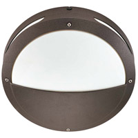 Nuvo Lighting Hudson 2 Light Outdoor Wall Lantern with Photocell in Architectural Bronze 60/2548 photo thumbnail