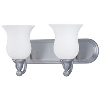 Nuvo Lighting Glenwood 2 Light Vanity & Wall in Brushed Nickel 60/2568
