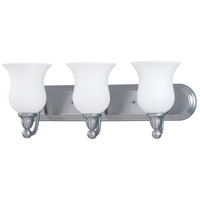 Nuvo Lighting Glenwood 3 Light Vanity & Wall in Brushed Nickel 60/2569