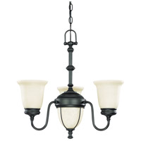Nuvo Lighting Salem 5 Light Chandelier in Aged Bronze 60/2805 photo thumbnail
