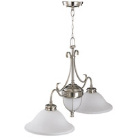 Nuvo Lighting Salem 4 Light Trestle in Brushed Nickel 60/2812 photo thumbnail
