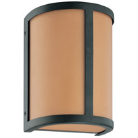 Nuvo Lighting Odeon 1 Light Vanity & Wall in Aged Bronze 60/2869