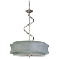 Nuvo Lighting Darwin 3 Light Pendant in Brushed Nickel 60/2885 photo thumbnail