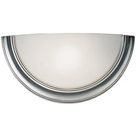 Nuvo Lighting Signature 1 Light Wall Sconce in Brushed Nickel 60/2951