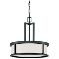 Odeon 4 Light 17 inch Aged Bronze Pendant Ceiling Light