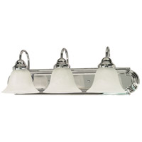 Nuvo Lighting Ballerina 3 Light Vanity & Wall in Polished Chrome 60/317