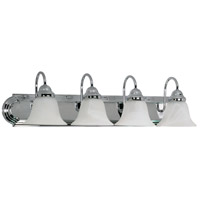 Nuvo Lighting Ballerina 4 Light Vanity & Wall in Polished Chrome 60/318