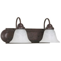 Nuvo Lighting Ballerina 2 Light Vanity & Wall in Old Bronze 60/324