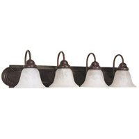 Nuvo Lighting Ballerina 4 Light Vanity & Wall in Old Bronze 60/326