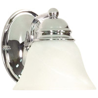 Empire 1 Light 6 inch Polished Chrome Vanity & Wall Wall Light