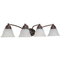Empire 4 Light 29 inch Old Bronze Vanity & Wall Wall Light