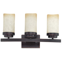 Nuvo Lighting Lucern 3 Light Vanity & Wall in Patina Bronze 60/3843