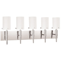 Nuvo Lighting Jet 5 Light Vanity & Wall in Polished Chrome 60/3870 photo thumbnail