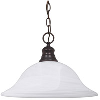 Nuvo Lighting Signature 1 Light Pendant in Old Bronze 60/391