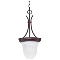 Nuvo Lighting Signature 1 Light Pendant in Old Bronze 60/395