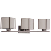 Nuvo Lighting Portia 3 Light Vanity & Wall in Hazel Bronze 60/4043