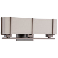 Nuvo Lighting Logan 3 Light Vanity & Wall in Hazel Bronze 60/4064