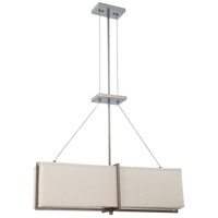 Nuvo Lighting Logan 4 Light Pendant in Hazel Bronze 60/4065