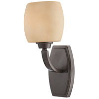 Nuvo Lighting Helium 1 Light Vanity & Wall in Vintage Bronze 60/4201