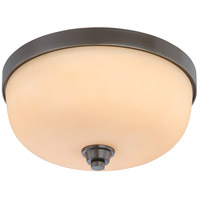 Nuvo Lighting Helium 3 Light Flushmount in Vintage Bronze 60/4213