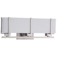 Nuvo Lighting Logan 3 Light Vanity & Wall in Brushed Nickel 60/4364