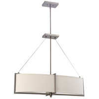 Nuvo Lighting Portia 4 Light Pendant in Hazel Bronze 60/4457