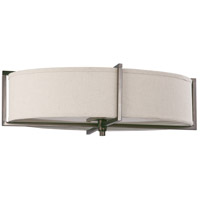 Nuvo Lighting Portia 6 Light Flushmount in Hazel Bronze 60/4459