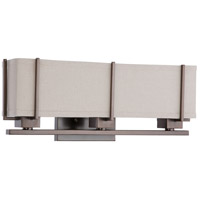 Nuvo Lighting Logan 3 Light Vanity & Wall in Hazel Bronze 60/4484