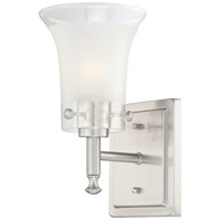 Nuvo Lighting Patrone 1 Light Vanity & Wall in Brushed Nickel 60/4521 photo thumbnail