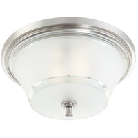 Nuvo Lighting Patrone 3 Light Flushmount in Brushed Nickel 60/4532
