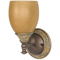 Nuvo Lighting Rockport Tuscano 1 Light Vanity & Wall in Dorado Bronze 60/457 photo thumbnail
