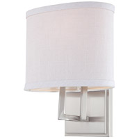 Nuvo Lighting Gemini 1 Light Vanity & Wall in Brushed Nickel 60/4751