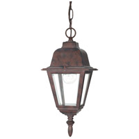 Nuvo 60/488 Briton 1 Light 6 inch Old Bronze Outdoor Hanging Lantern