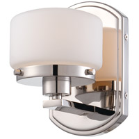 Nuvo Lighting Austin 1 Light Vanity in Polished Nickel 60/5021