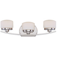 Nuvo Lighting Austin 3 Light Vanity in Polished Nickel 60/5023