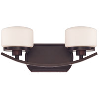 Nuvo Lighting Austin 2 Light Vanity in Russet Bronze 60/5122