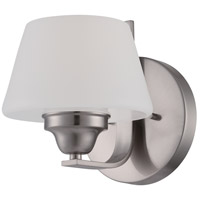 Ludlow 1 Light 7 inch Brushed Nickel Vanity Light Wall Light