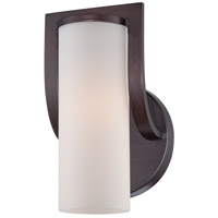 Daytona 1 Light 6 inch Russet Bronze Vanity Light Wall Light