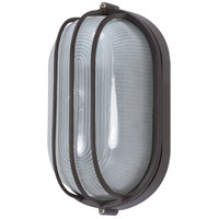 Nuvo Lighting Signature 1 Light Outdoor Wall in Architectural Bronze 60/525