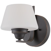 Nuvo Lighting Ludlow 1 Light Vanity Light in Russet Bronze 60/5321
