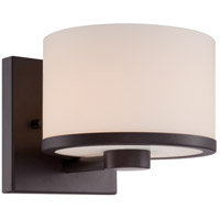 Nuvo 60/5571 Celine 1 Light 5 inch Venetian Bronze Vanity Light Wall Light