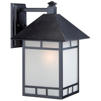 Nuvo Drexel 1 Light Outdoor Wall Light in Stone Black    60/5603
